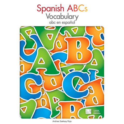 Spanish ABCs – Vocabulary