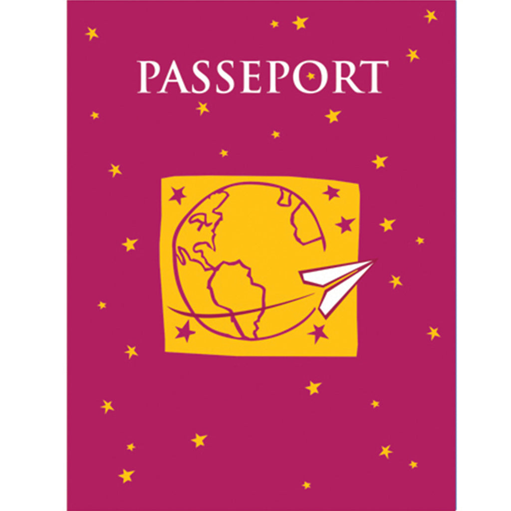French Passport Kit