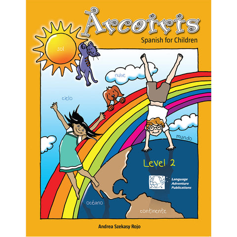 Arcoiris Level 2 – Spanish Workbook Only