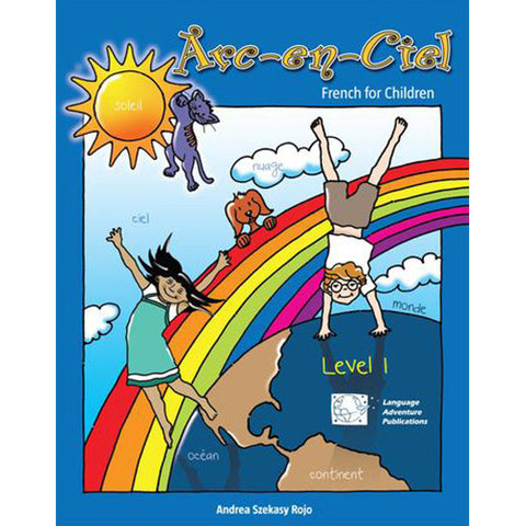 Arc-en-Ciel French Workbook