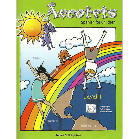 Arcoiris Level 1      Spanish Workbook Only