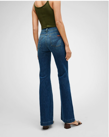 7 For All Mankind-B(AIR) TAILORLESS DOJO IN MEDIUM MELROSE