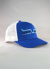 Shadow Trucker - Royal/White