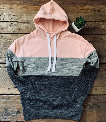 The Blush Pink Sweatshirt