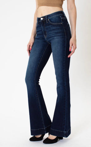 KanCan - The Tully Flare Jeans