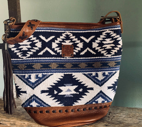 The Durango Serape Shopper