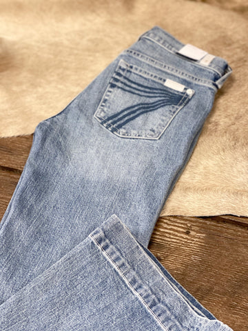 7 For All Mankind - Ventana Tailorless Dojos