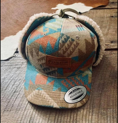 Pendleton Timberline Cap - Journey West