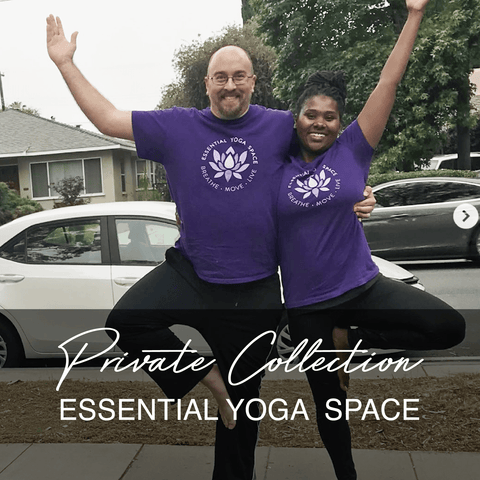 ••• Private Collection: Essential Yoga Space