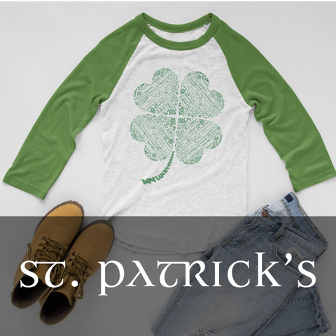 • Holiday - St. Patrick's Day