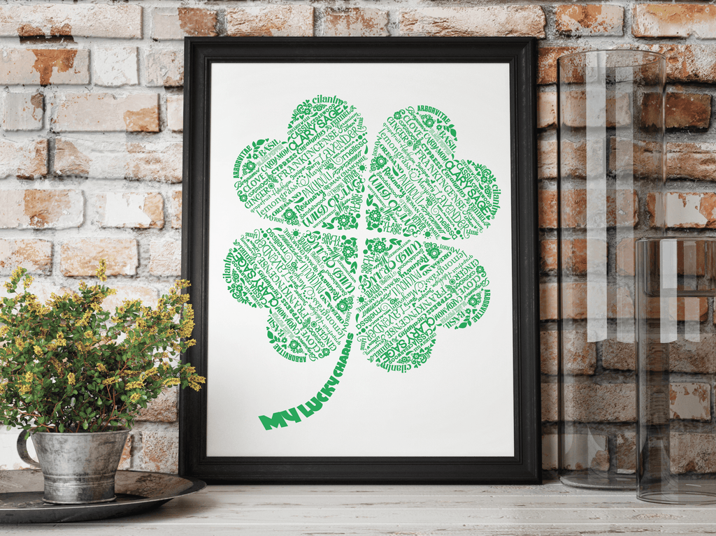 8 x 10 St. Patricks Print - My Lucky Charms (Digital Download)