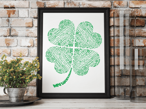 8 x 10 St. Patrick's Day Print - My Lucky Charms (Digital Download)