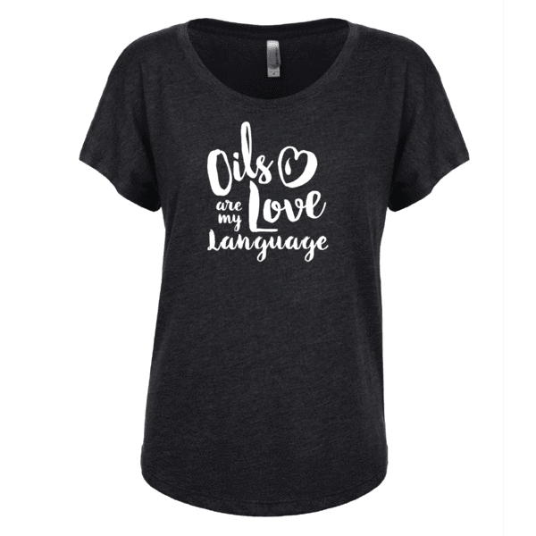 Love Language (SILVER INK)  - Dolman (Outlet Product)