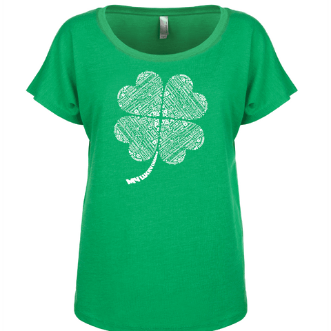 My Lucky Charms (St. Patricks) - Dolman