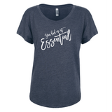 You had me at Essential - Dolman Essential Oil Style young living tshirts funny oil shirts popular oil shirts doterra tshirts convention shirts