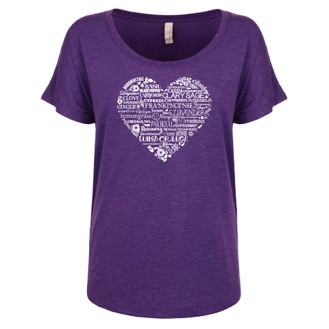 Whimsical Heart - Dolman