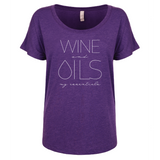 WINE and OILS: my essentials - Dolman Essential Oil Style young living tshirts funny oil shirts popular oil shirts doterra tshirts convention shirts