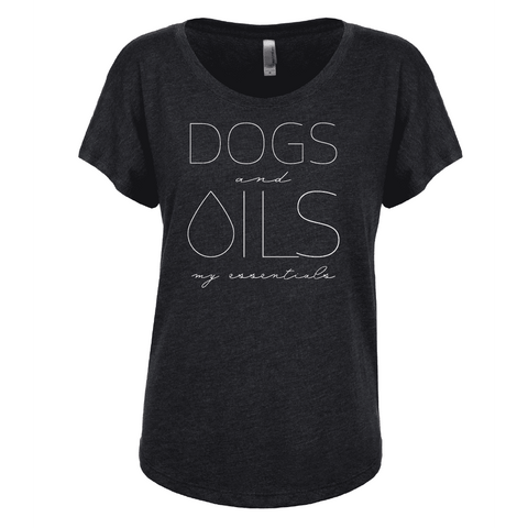 DOGS and OILS: my essentials  DOLMAN