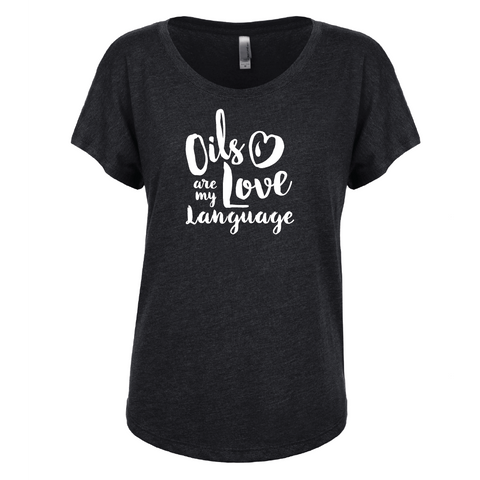 Love Language - Dolman