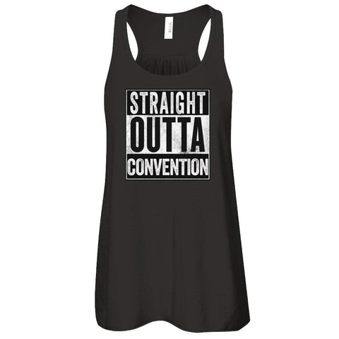 STRAIGHT OUTTA CONVENTION - Tank