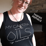 CAMERA and OILS: my essentials - Tank Essential Oil Style young living tshirts funny oil shirts popular oil shirts doterra tshirts convention shirts