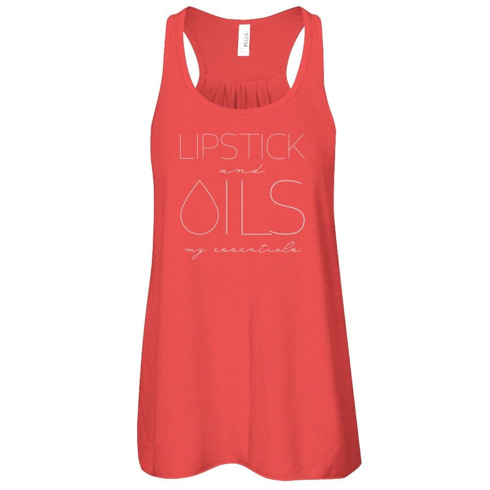 LIPSTICK and OILS: my essentials - Tank Essential Oil Style young living tshirts funny oil shirts popular oil shirts doterra tshirts convention shirts