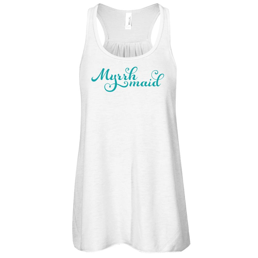 Myrrh Maid - Tank Essential Oil Style young living tshirts funny oil shirts popular oil shirts doterra tshirts convention shirts