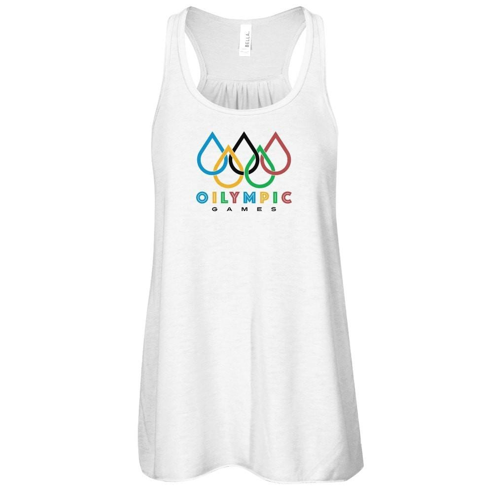 Oilympics - Tank Essential Oil Style young living tshirts funny oil shirts popular oil shirts doterra tshirts convention shirts