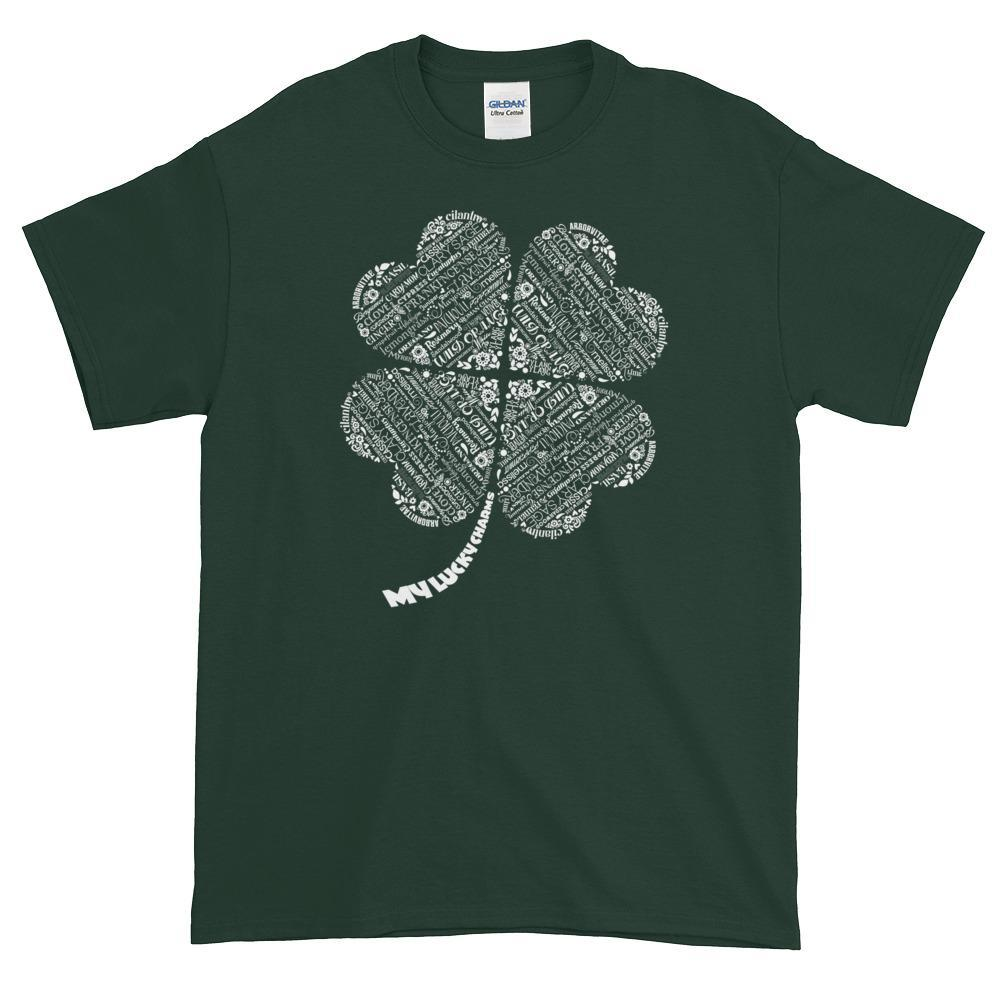 My Lucky Charms (St. Patricks) - Unisex Crew Essential Oil Style young living tshirts funny oil shirts popular oil shirts doterra tshirts convention shirts