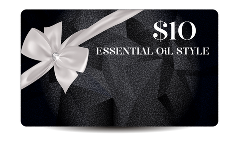 Essential Oil Style e-Gift Card