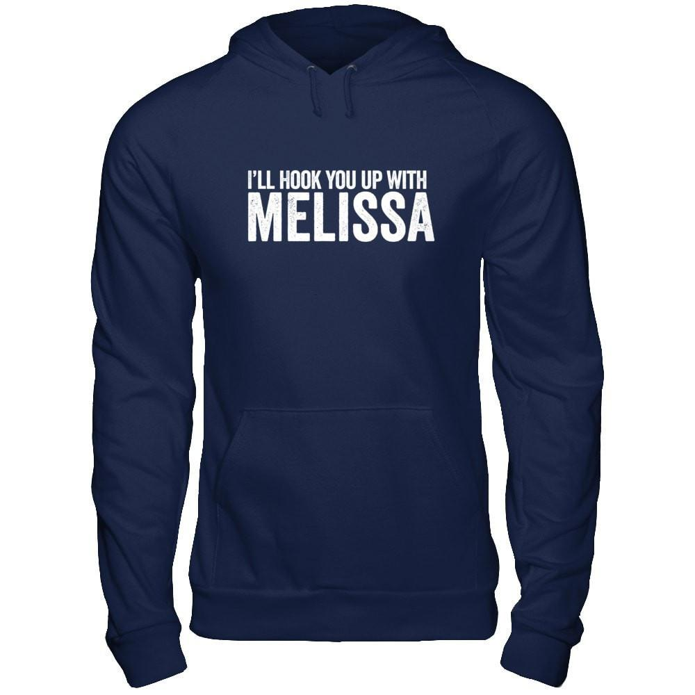 I'll Hook You Up with Melissa - Unisex Pullover Hoodie Essential Oil Style young living tshirts funny oil shirts popular oil shirts doterra tshirts convention shirts