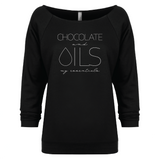 CHOCOLATE and OILS: my essentials - 3/4 Sleeve Raglan Essential Oil Style young living tshirts funny oil shirts popular oil shirts doterra tshirts convention shirts