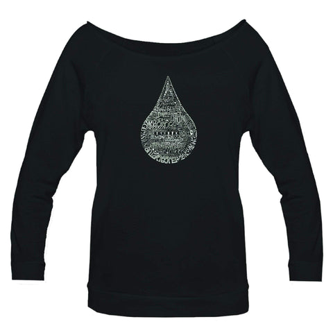 Hand Drawn Essential Oils - 3/4 Sleeve Raglan (Outlet)