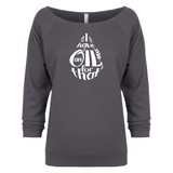I Have an OIL for That (Droplet) -  3/4 Sleeve Raglan Essential Oil Style young living tshirts funny oil shirts popular oil shirts doterra tshirts convention shirts