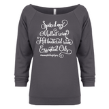 MAMA's HOLIDAY HELPERS - 3/4 Sleeve Raglan Essential Oil Style young living tshirts funny oil shirts popular oil shirts doterra tshirts convention shirts