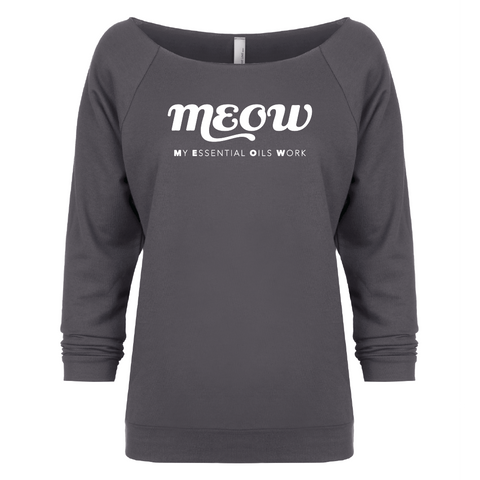 MEOW G-rated - 3/4 Sleeve Raglan