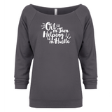 Oil is m'jam - 3/4 Sleeve Raglan Essential Oil Style young living tshirts funny oil shirts popular oil shirts doterra tshirts convention shirts