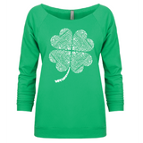 My Lucky Charms ( St. Patricks) -3/4 Sleeve Raglan Essential Oil Style young living tshirts funny oil shirts popular oil shirts doterra tshirts convention shirts