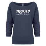 MEOW G-rated - 3/4 Sleeve Raglan Essential Oil Style young living tshirts funny oil shirts popular oil shirts doterra tshirts convention shirts