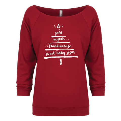 Christmas Gifts - 3/4 Sleeve Raglan