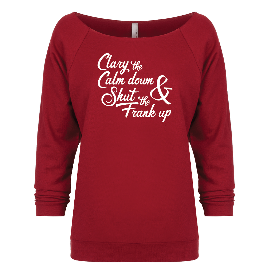 Clary the Calm Down - 3/4 Sleeve Raglan Essential Oil Style young living tshirts funny oil shirts popular oil shirts doterra tshirts convention shirts
