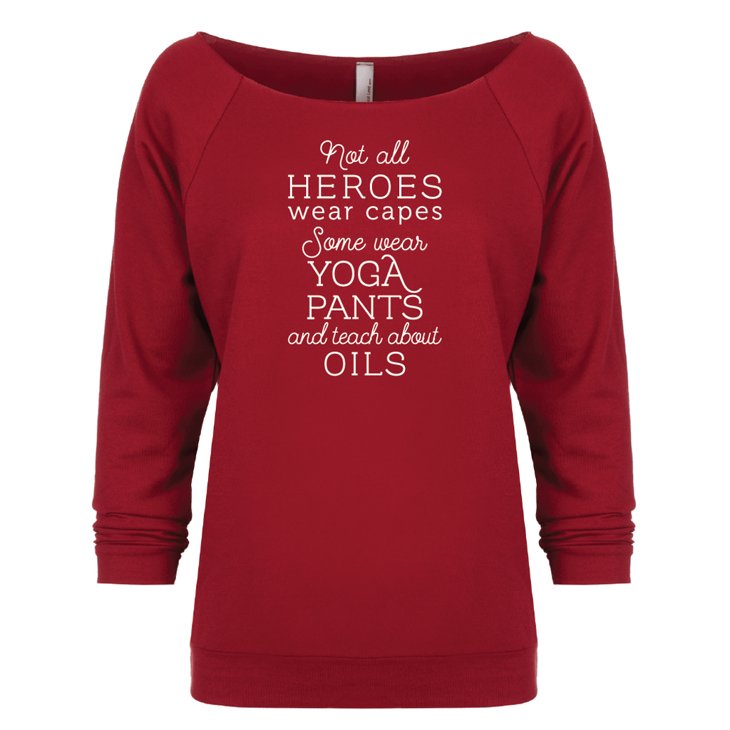 Heroes -3/4 Sleeve Raglan Essential Oil Style young living tshirts funny oil shirts popular oil shirts doterra tshirts convention shirts