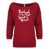 Patchouli is my Spirit Animal - 3/4 Sleeve Raglan Essential Oil Style young living tshirts funny oil shirts popular oil shirts doterra tshirts convention shirts