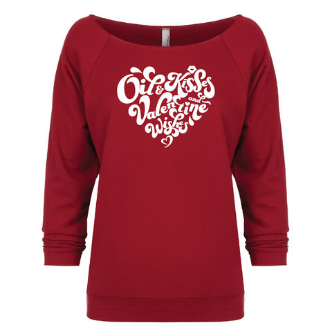 Valentine Wishes - Raglan