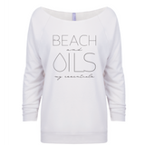 BEACH and OILS: my essentials - 3/4 Sleeve Raglan Essential Oil Style young living tshirts funny oil shirts popular oil shirts doterra tshirts convention shirts