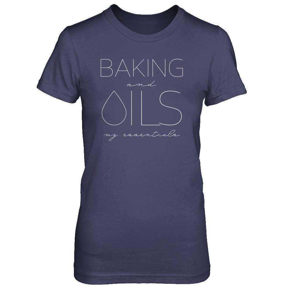 BAKING and OILS: my essentials - Slim Crew Essential Oil Style young living tshirts funny oil shirts popular oil shirts doterra tshirts convention shirts