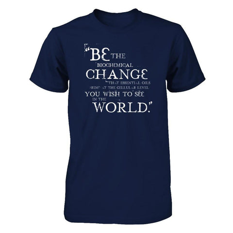 Be The Change - Men's / Unisex Crew