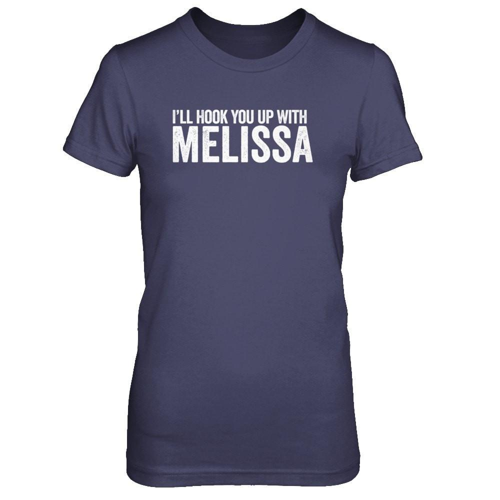I'll Hook You Up with Melissa - Slim Crew Essential Oil Style young living tshirts funny oil shirts popular oil shirts doterra tshirts convention shirts