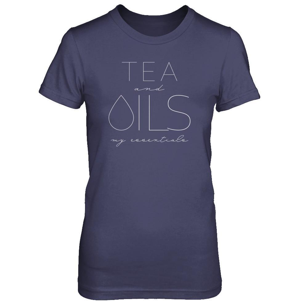 TEA and OILS: my essentials - Slim Crew Essential Oil Style young living tshirts funny oil shirts popular oil shirts doterra tshirts convention shirts