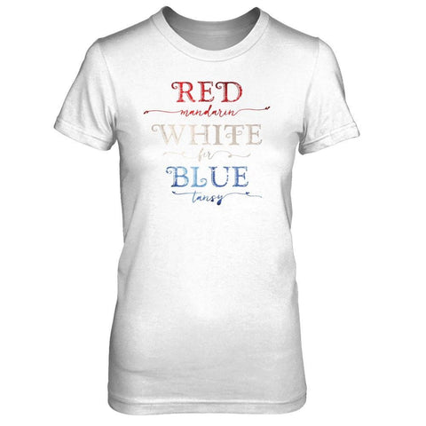 Red, White, Blue - Slim Crew